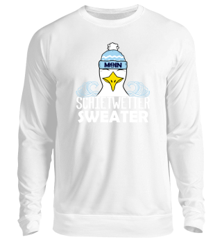 Schietwetter Sweater Sweatshirt Unisex