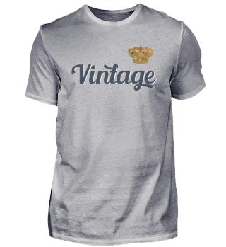VINTAGE | BLUEBERRY WHITE
