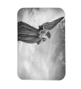 Fleecedecke Kuscheldecke Schutzengel Angel Blanket Decke