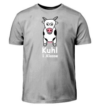 Kuhl 1.Klasse | Schulanfänger T-Shirt