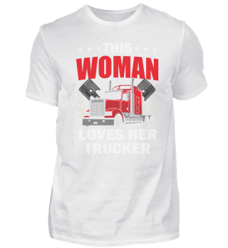 Female Truck driver - Woman
