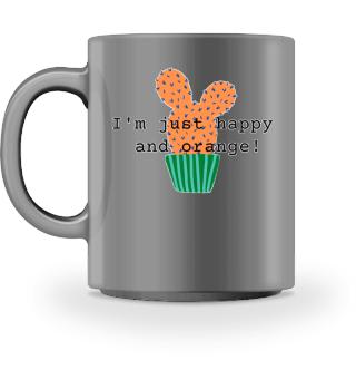 Mug Happy Cactus