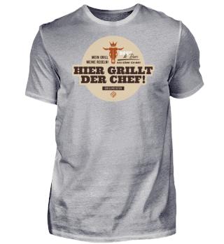 GRILLMEISTER - HIER GRILLT DER CHEF! #1B