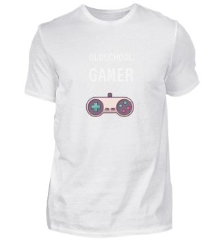 Oldschool Gamer Funny Gamer Nerd