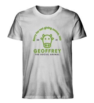 Geoffrey the Social Animal
