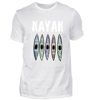 Fun Kayak I Kanu I Ruderer I Wassersport