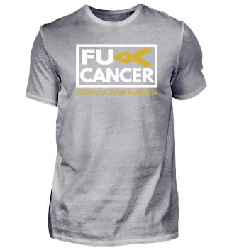 Fck Cancer Shirt choldhood cancer