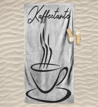 Kaffeetante Badetuch