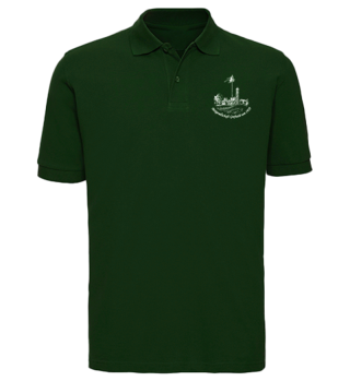 MGG 1928 - Herren Polo Bottle Green