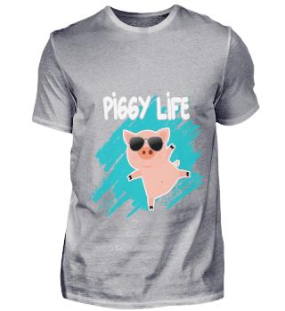 Piggy life