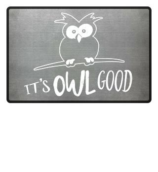 It's OWL Good Easy Going Optimistic Gift