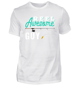 Reel Awesome Guy | Fishing