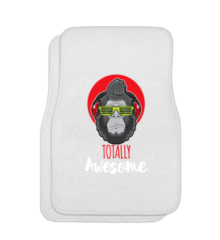 Totally Awesome Monkey