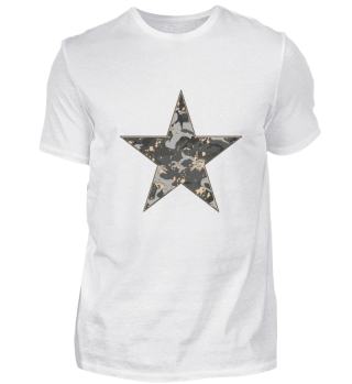 Camouflage Stern / Desert Star