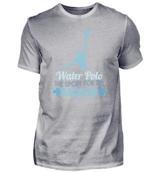 Water Polo Sports Badass