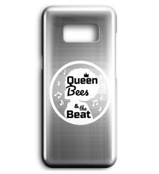 Queen Bees Premium Case Handyhülle schw.