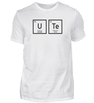 Ute - Periodic Table