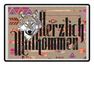 Herzlich Willkommen Wolf Folklore