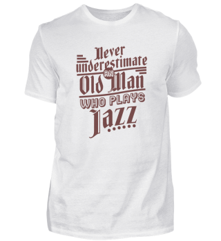 Jazz Music Grandpa