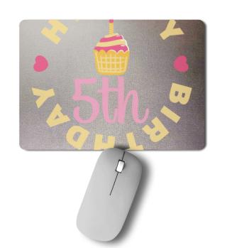 Happy Birthday 5th birthday tartlet