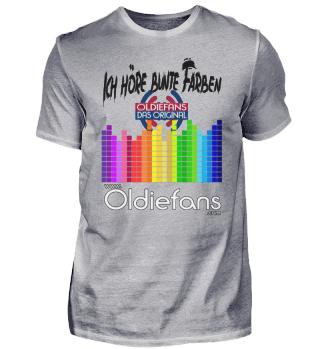 Oldiefans - Ich höre Farben