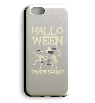 Halloween Dance Group Skeleton