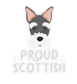 Scotland Proud Scot Scottish Terrier