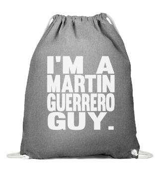 Martin Guerrero Guy Gymsac