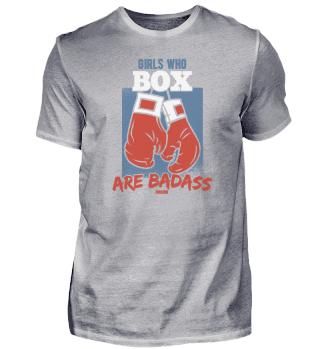 Girls Who Are Badass Box