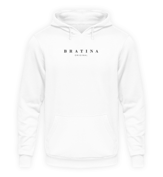 BRATINA ORIGINAL - Funny Russian Gift