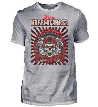 Hellrider - Echte Moppedfahrer