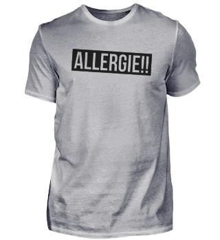 Allergie!!