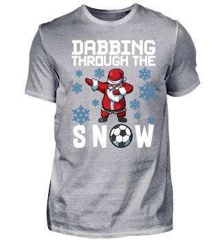 Dabbing Through The Snow Fußball