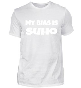 my bias is Suho