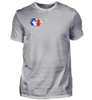 Hart Backbord Shirt - mit kleinem Logo