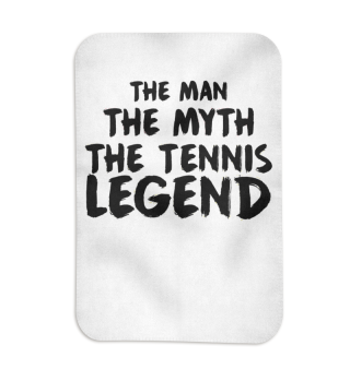 The Man - The Myth - The Tennis Legend
