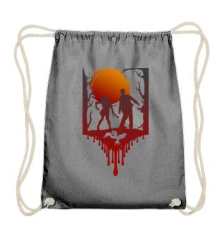 Creepy Zombie Walk - Bloody Full Moon 1