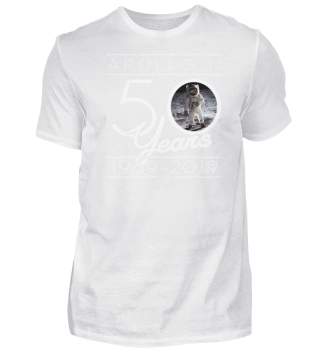 Apollo 11 50 Years 1969 2019 Mondlandung