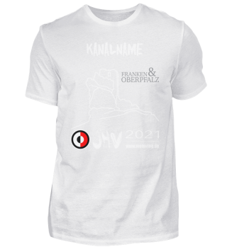 JHV 2021 Motovlog.de Shirt mit Kanalname