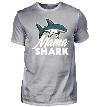 Mama Shark - Funny Family Matching