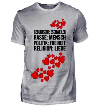 Geburtsort: Eschweiler