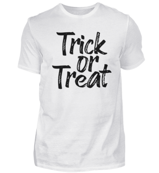 Trick Or Treat Halloween Candy