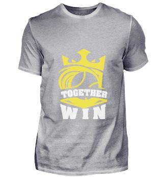 We win together Tennis Team Sport Team