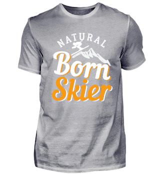 Natural Born Skier | Skiing
