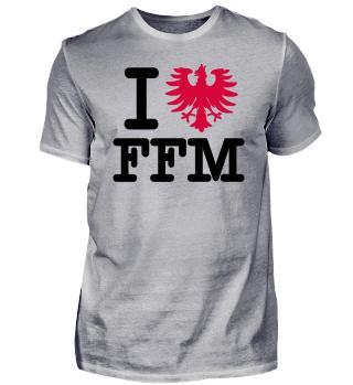 I love Frankfurt - FFM - 069