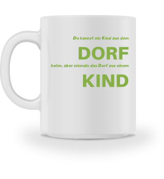 Dorfkind - Accessoires