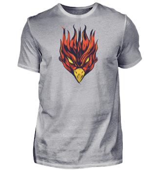 Fantasy Phoenix Vogel Design