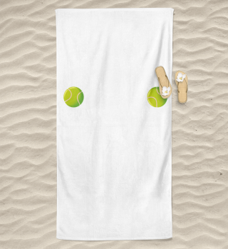 Take your balls, we'll go play tennis.