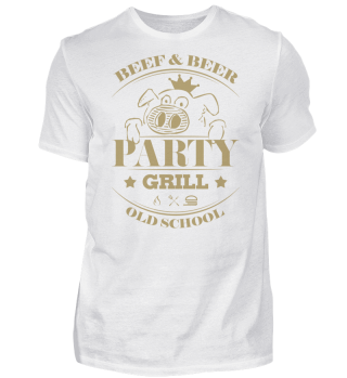 ☛ Partygrill - Old School - Pork #2G