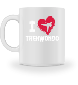 Taekwondo Love | Gift Martial Arts
